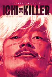 """Well Go USA's """"Ichi the Killer"""" Promotional Poster"""