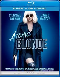 Atomic Blonde | Blu-ray & DVD (Universal)