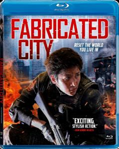 Fabricated City | Blu-ray & DVD (Sony)