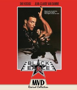 Black Eagle: Special Edition | Blu-ray & DVD (MVD Rewind)