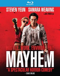 Mayhem | Blu-ray & DVD (Image)