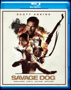 Savage Dog | Blu-ray & DVD (Xlrator)