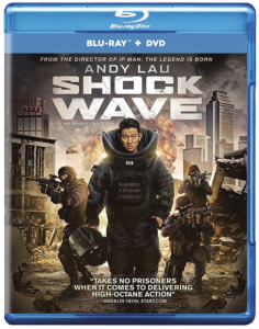 Shock Wave | Blu-ray & DVD (Cinedigm)