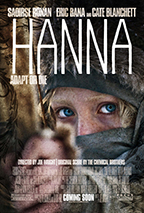 """""""Hanna"""" Theatrical Poster"""