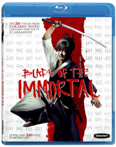 Blade of the Immortal | Blu-ray & DVD (Magnet Releasing)