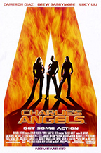 """""""Charlie's Angels"""" Theatrical Poster"""