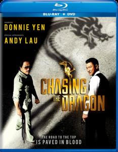 Chasing the Dragon   Blu-ray & DVD (Well Go USA)