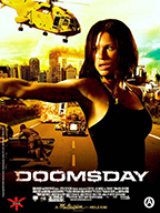 """""""Doomsday"""" Theatrical Poster"""