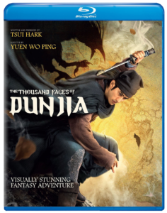 Thousand Faces of Dunjia | Blu-ray & DVD (Well Go USA)