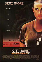 """""""G.I. Jane"""" Theatrical Poster"""
