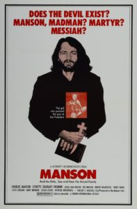 """""""Manson"""" Theatrical Poster"""