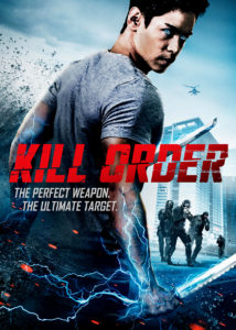 """""""Kill Order"""" Promotional Poster"""