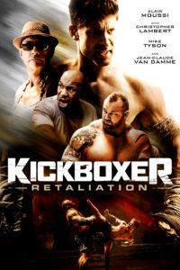"""Kickboxer: Retaliation"" Promotional Poster"