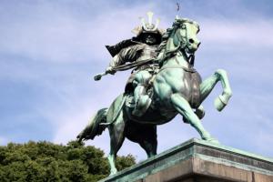 """""""Silver Samurai"""" by (CC BY-SA 2.0)"""