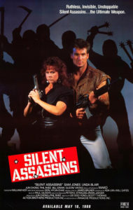 """Silent Assassins"" Theatrical Poster"