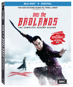 Into the Badlands: Season Two | Blu-ray (Lionsgate)