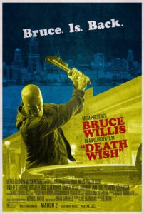 """""""Death Wish"""" Theatrical Poster"""