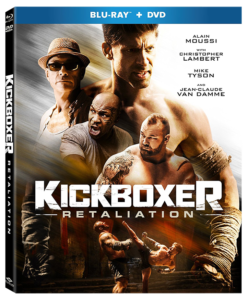 Kickboxer: Retaliation | Blu-ray & DVD (Well Go USA)