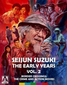 Seijun Suzuki: The Early Years. Vol. 2 | Blu-ray & DVD (Arrow Video)