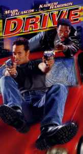 """""""Drive"""" VHS Cover"""