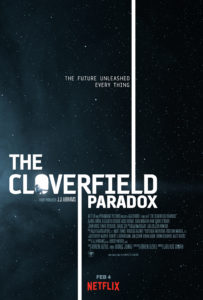 """The Cloverfield Paradox"" Poster"