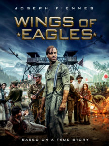 """Wings of Eagles"" Theatrical Poster"