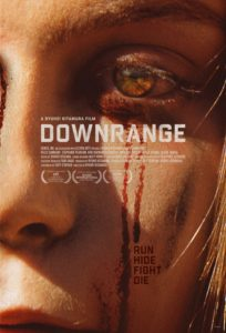"""Downrange"" Theatrical Poster"