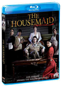 The Housemaid | Blu-ray & DVD (Shout! Factory)