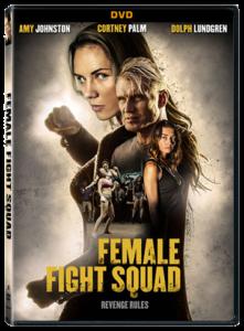 Female Fight Squad | DVD (Lionsgate)