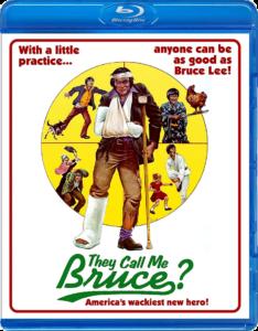 They Call Me Bruce | Blu-ray (Kino Lorber)