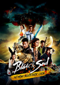 """Blade & Soul"" Promotional Poster"