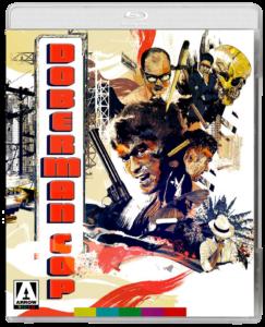 Doberman Cop | Blu-ray & DVD (Arrow Video)
