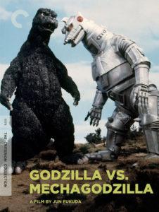 """Godzilla vs. MechaGodzilla"" Blu-ray Cover"