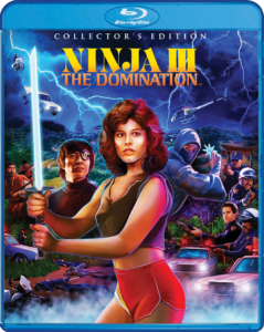Ninja III: The Domination: Collecrtor's Edition | Blu-ray (Shout! Factory)