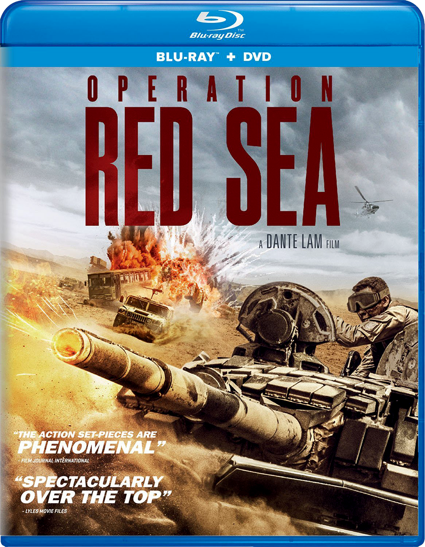 Operation Red Sea (2018) 720p UNRATED BluRay x264 ESubs Dual Audio [Hindi DD2.0 + Chinese DD2.0]