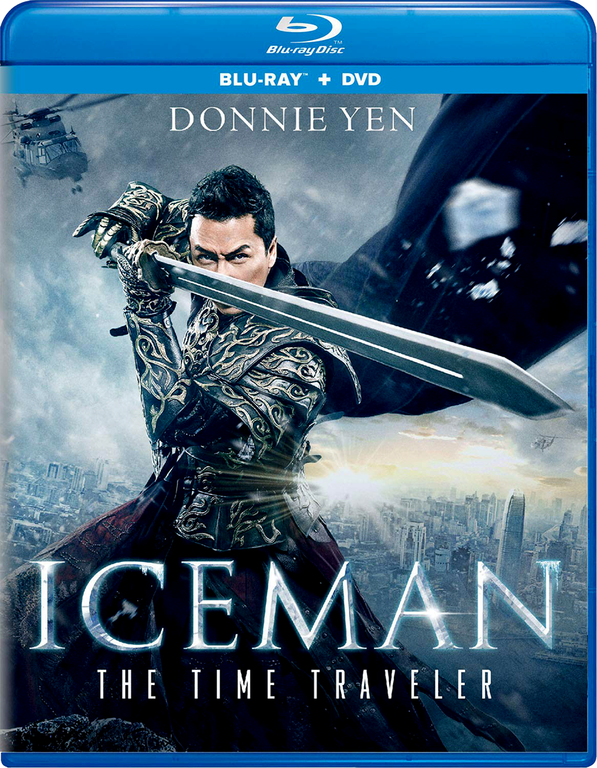 Iceman 2: The Time Traveler | Blu-ray & DVD (Well Go USA