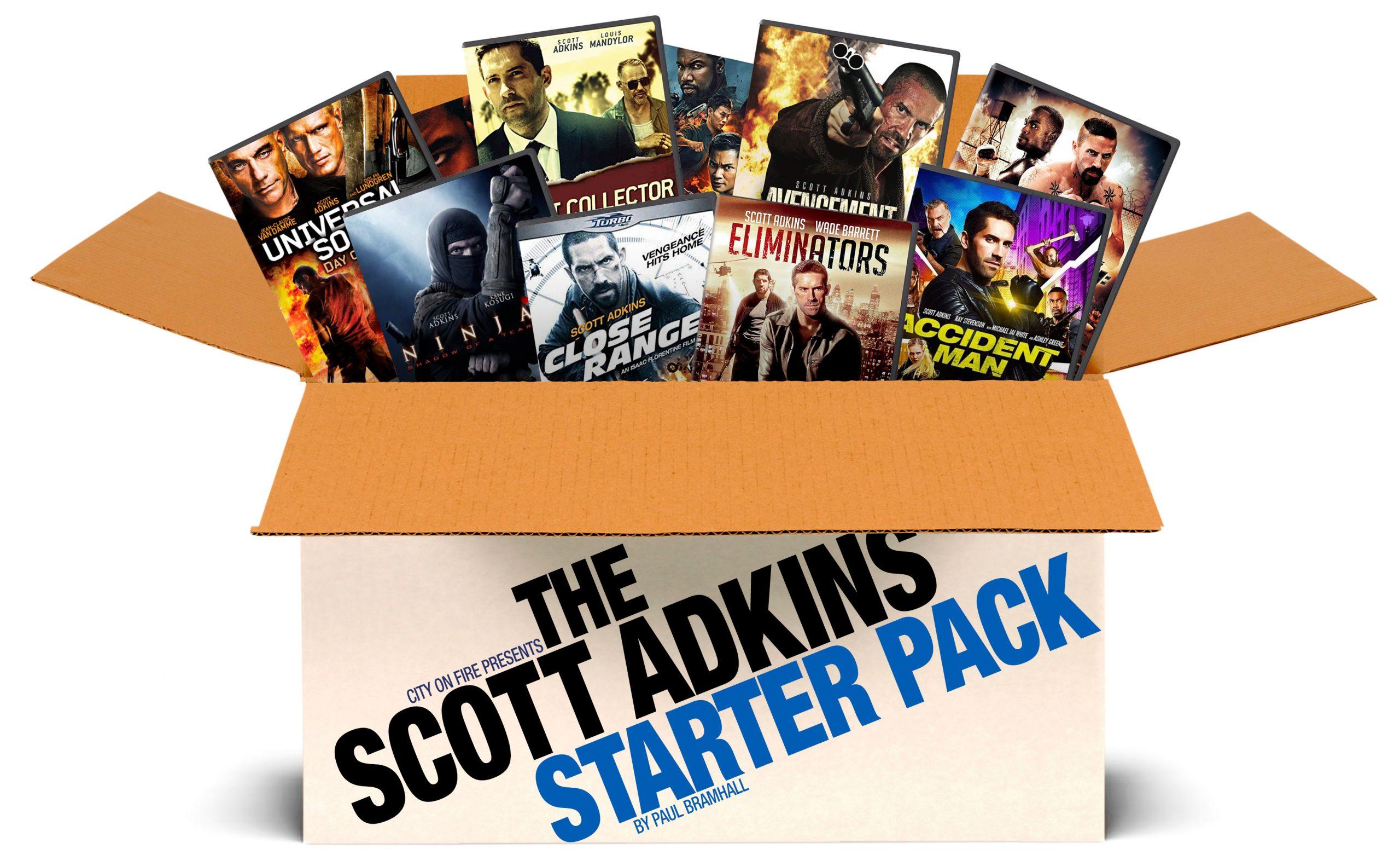 Cof Presents The Scott Adkins Starter Pack Cityonfire Com