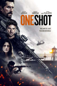 """One Shot"" Teaser Poster"